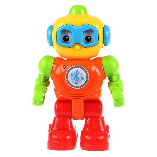 Умка Развивающая игрушка «Робот» с функцией модуляции голоса