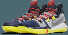 Баскетбольные кроссовки  Nike Kobe AD Exodus