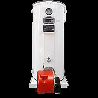 Котёл одноконтурный Cronos BB-735 (81 кВт) для отопления (без ГВС) на жидком топливе с горелкой (Южная Корея)