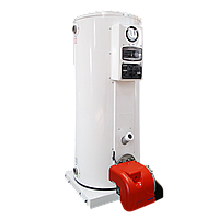 Котёл одноконтурный Cronos BB-735 (81 кВт) для отопления (без ГВС) на жидком топливе с горелкой (Италия)