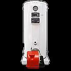 Котёл одноконтурный Cronos BB-735 (81 кВт) для отопления (без ГВС) на жидком топливе с горелкой (Италия), фото 3