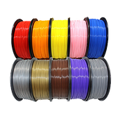 Пластик для 3D принтера PLA 1,75 мм (1 кг) ВСЕ ЦВЕТА