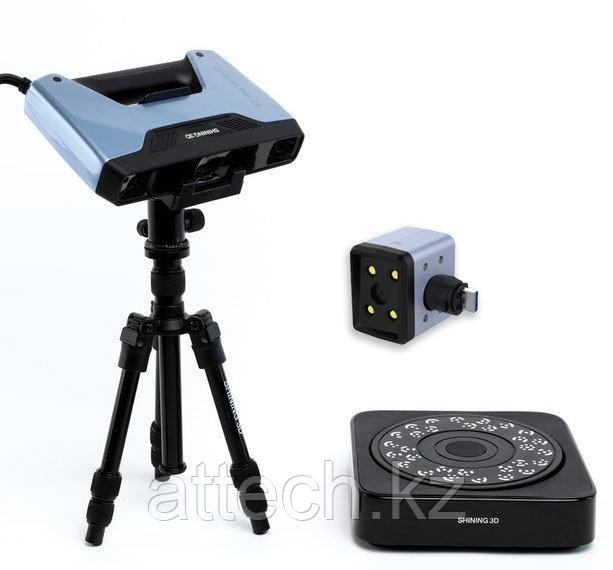 3D сканер EinScan Pro 2X Industrial Pack + Color Pack