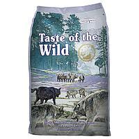TOW08 Taste of the Wild, сухой корм для взрослых собак с мясом ягнёнка, 12.7кг