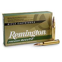 Патрон нарезной Remington 30-06 SPRG 165 gr Accu Tip BT