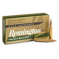 Патрон нарезной Remington 308 Win 165 gr Accu Tip BT