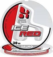 Леска монофильная зимняя Salmo HI-Tech ice Red (0.08мм)