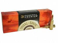 Патрон нарезной Federal Premium 270 WSM 130gr Nosler Ballistic Tip