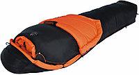 Спальный мешок ALEXIKA Alpha 1+2 (3.700 кг, 2.35x100, BLACK)