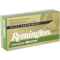Патрон нарезной Remington 308 Win 168 gr BTHP Match