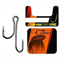 Крючки-двойники Double Hook Cobra (002)