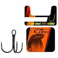 Крючки-тройники Salmo Treble Hook Cobra (001)