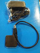 "Переходник (адаптер) с USB 3.0 на SATA 2""5/3""5 , Алматы"