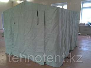 Палатка сварщика брезентовая 2х3 м