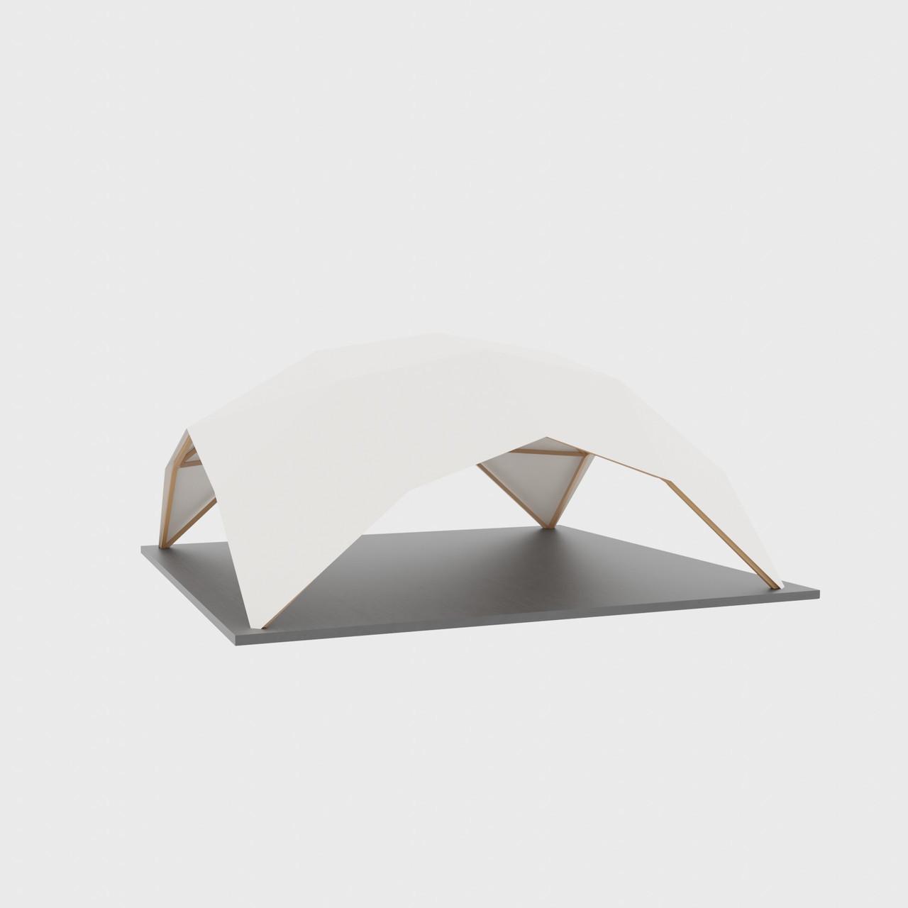 Квадросфера 7х7 м