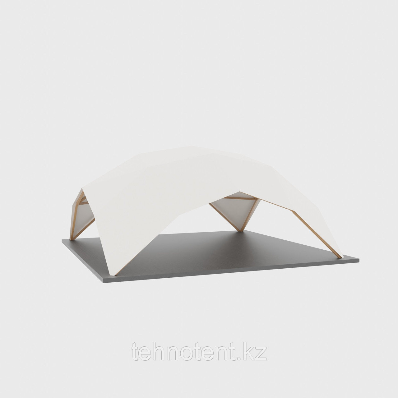 Квадросфера 11х11 м