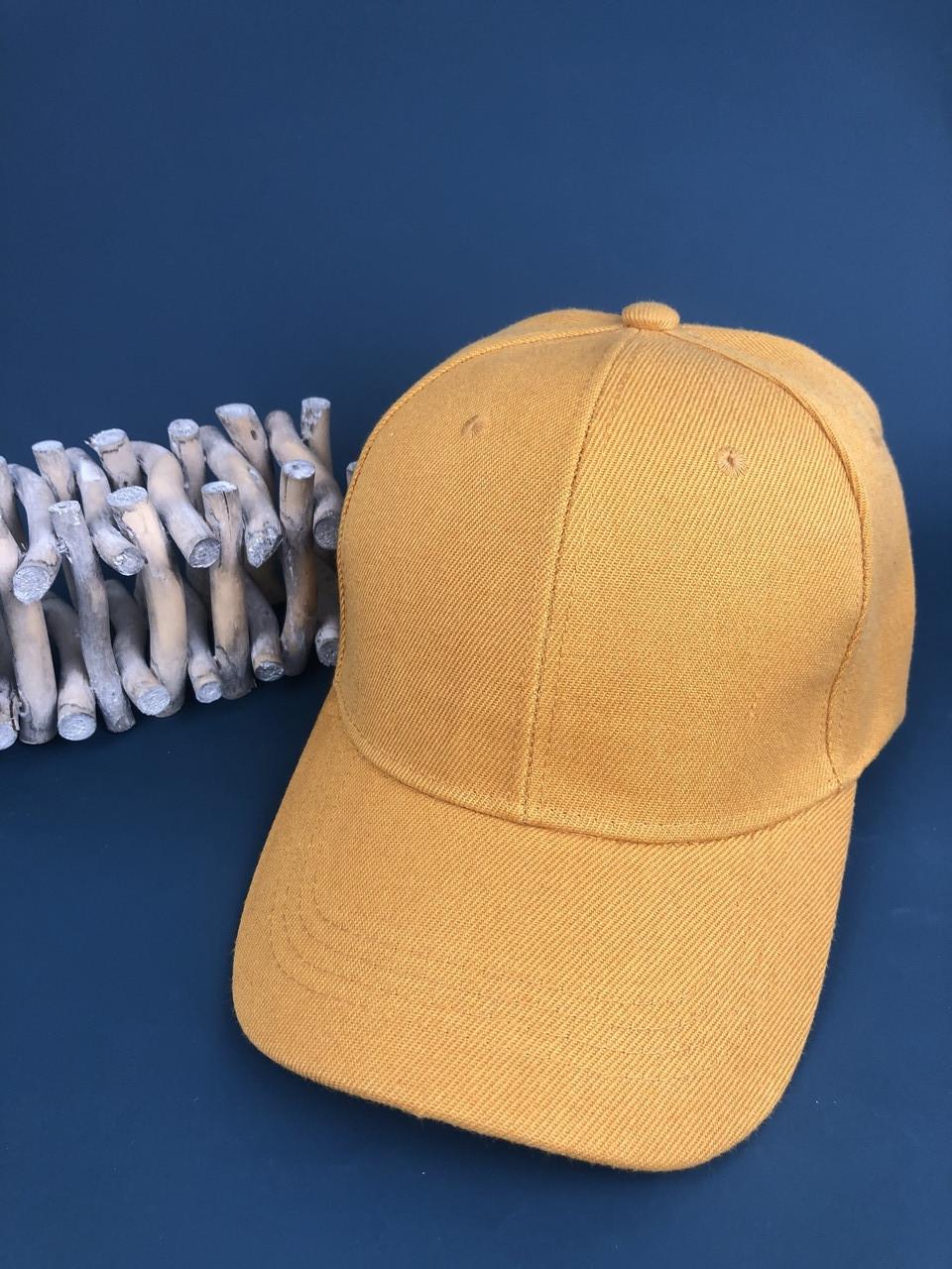 Однотонные кепки цветные №3119