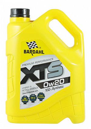 Моторное масло Bardahl XTS 0W20 5L
