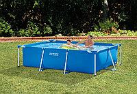 Каркасный бассейн Intex 28272 (габариты: 300*200*75 см, на 3834 л), фото 1