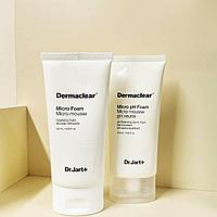 Dermaclear Micro Foam / Dermaclear Micro PH Gel to Foam пенка и гель пенка Dermaclear Dr.Jart+