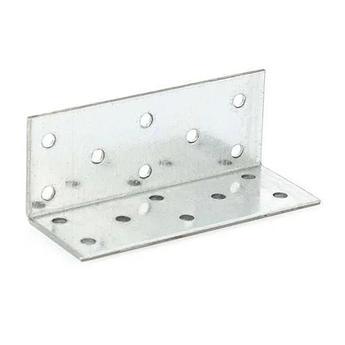 (46420) Крепежный уголок равносторонний  2,0 мм,  KUR 60x60x50 мм// СИБРТЕХ//Россия