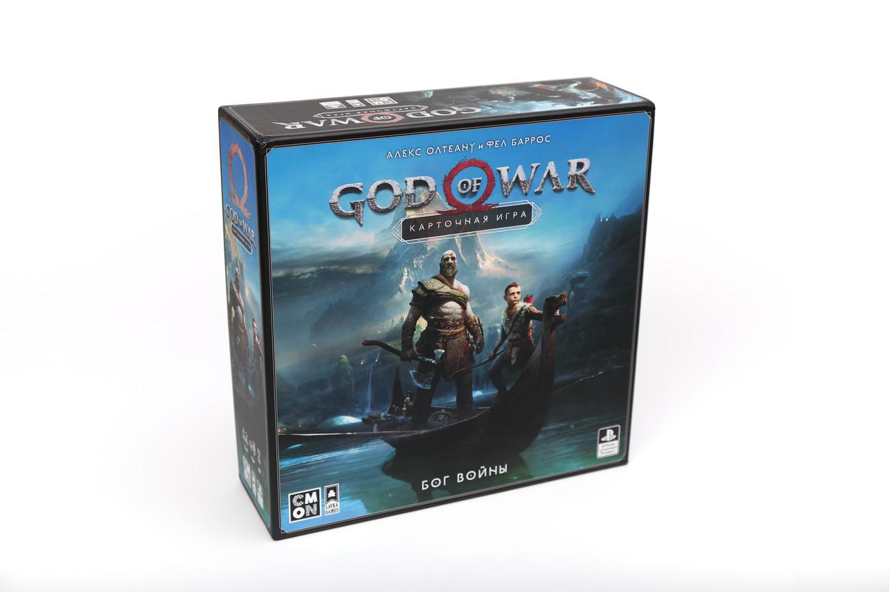 Настольная игра «Бог войны» - God of War