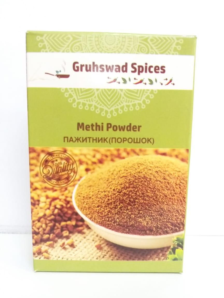 Пажитник  молотый, 100 гр, Gruhwad Spices