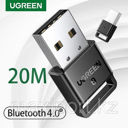 USB Адаптер Bluetooth фирменный 4.0 dongle (UGREEN), фото 2