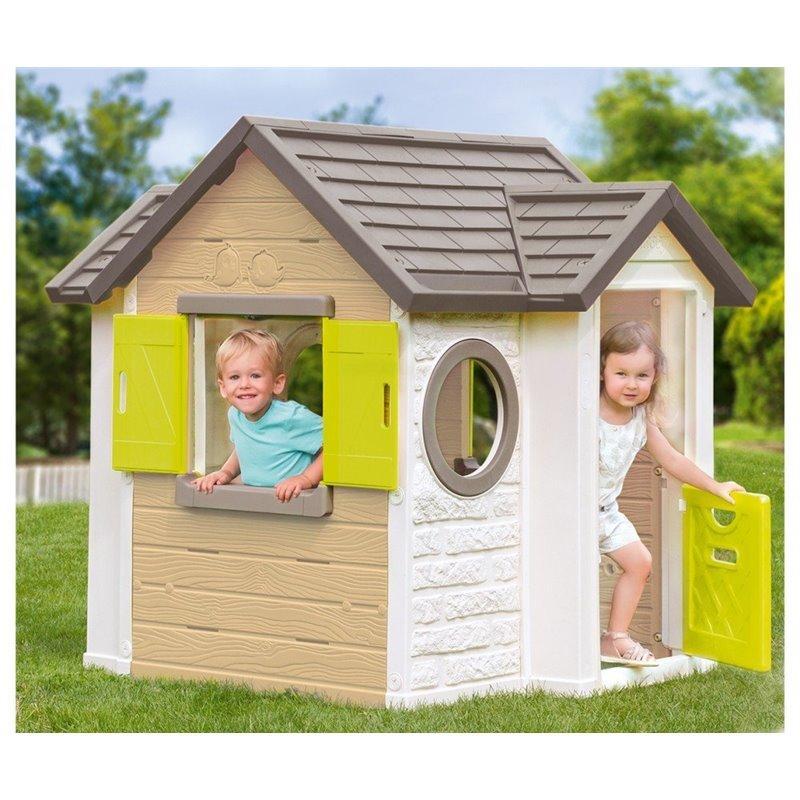 Домик Smoby My New House | Смоби Май Нью Хаус 810406