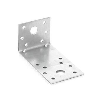 (46450) Крепежный уголок ассиметричный  2,0 мм,  KUAS 145x55x90 мм// СИБРТЕХ//Россия