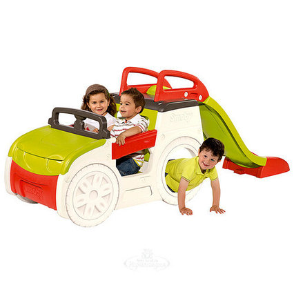 Игровой комплекс Smoby Машина Приключений Смоби 840205