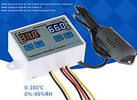 Гигростат/Терморегулятор (контроллер влажности и температуры)
