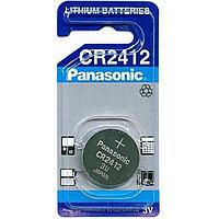 Батарейка Panasonic CR2412 Lithium 3V