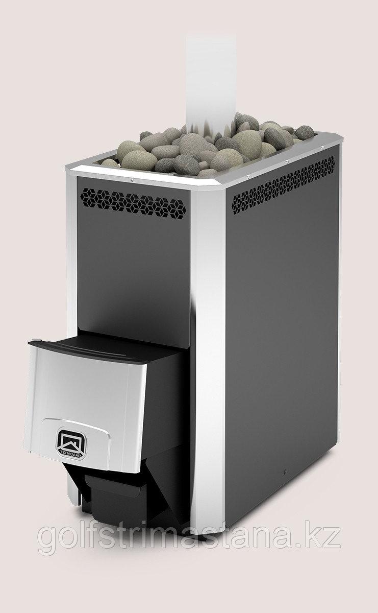 Печь-каменка, (до 24 м3), дровяная, Сахара-24 ЛК