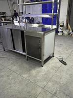 Кухонное оборудование из нержа...