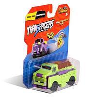 Flip Cars Машинка-трансформер 2 в 1 Лесовоз и Транспортер