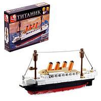 Конструктор «Титаник», 194 детали