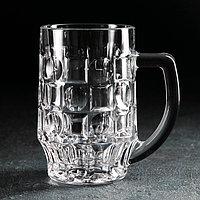 Кружка для пива «Паб», 500 мл