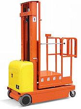 Сборщик заказов самоходный TOR г/п 300 кг 4,5 м GOPZ4,503 (трехрамочный)