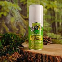 Аэрозоль от клещей и комаров SAFEX, 100 мл