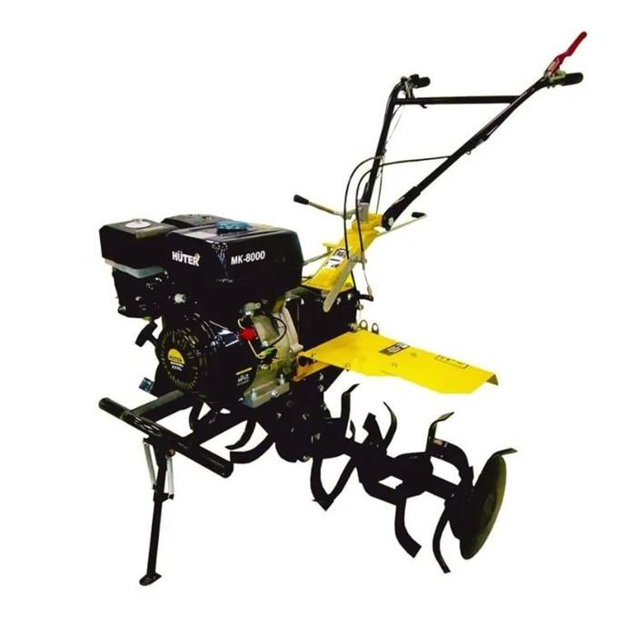 Сельскохозяйственная машина Huter МК-8000, 4Т, 8 л.с., скорости 2/1, ш/гл 100/30 см, 3.6 л