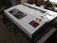 Лазерный станок 60*40cm М2 50W настольный (МЕТАЛЛИЧЕСКИЕ НАПРАВЛЯЮЩИЕ)
