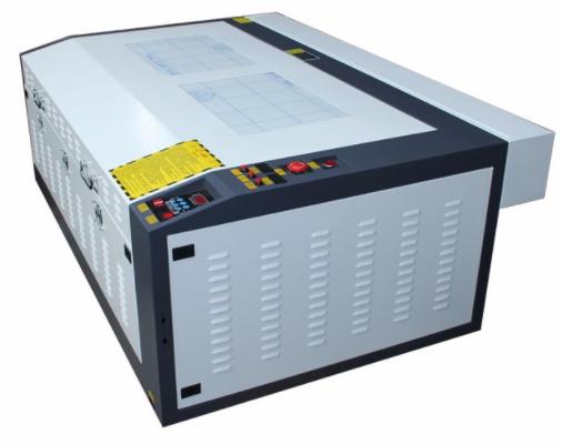 Лазерный станок M2 Corel Laser 100*60см 80Вт (МЕТАЛЛИЧЕСКИЕ НАПРАВЛЯЮЩИЕ