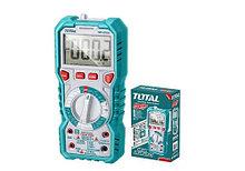 Мультиметр цифровой TOTAL арт.TMT47504