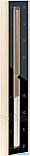 Часы песочные Maestro Woods MW-013 (осина / черная сталь), фото 2