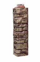 Угол наружный Жёлто-коричневый 471х115х155  мм Скала FINEBER