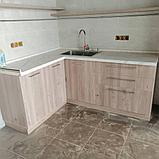Кухонный гарнитур из ЛДСП на заказ, фото 6