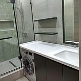 Шкаф для ванной комнаты МДФ крашенный, фото 5