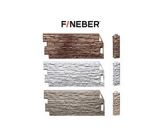 Фасадные панели Скала FINEBER