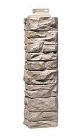 Угол наружный Песочный  471х115х155  мм Скала FINEBER